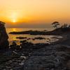 3月半ばの立石海岸
