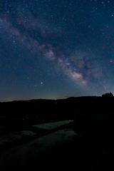 Milky Way on Otsuki