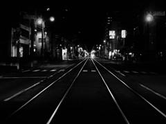 夜行市電道