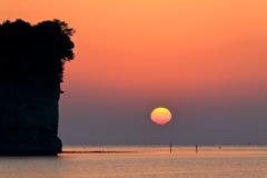 城ヶ崎の日の出