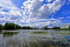 雲を撮りに行く