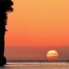 日の出の季節