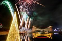 環水公園スィートクリスマス2016