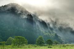 霧幻の朝 1