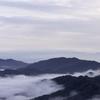 雲海(美の山公園)1