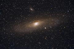 アンドロメダ銀河(M31)