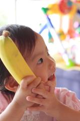 バナナで②