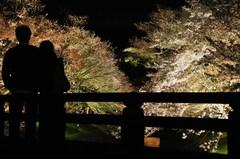 春宵の二人