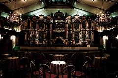 Dance organ
