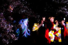 Dance of fairies