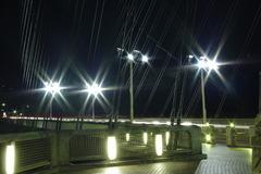 秩父公園橋 ライト・ワイヤー