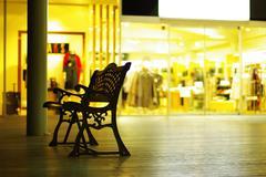 ショッピングモールの孤独