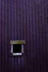 いびつな窓