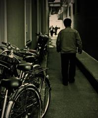 自転車小路 II
