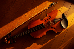 午後のヴァイオリン