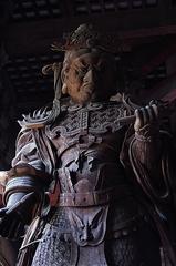大仏殿 広目天像