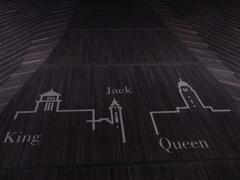 大桟橋の床01