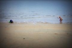 砂浜Snap