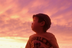 子供心と秋の空・・・