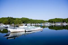 小さな漁村