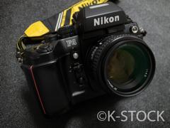 Nikon F4 メンテ上り