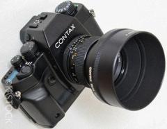 CONTAX RX /  Planar T* 50mm f1.4