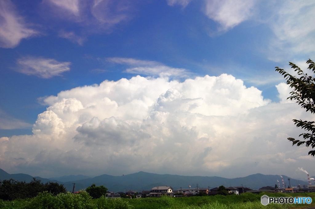 巨大入道雲
