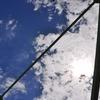 空・雲・橋