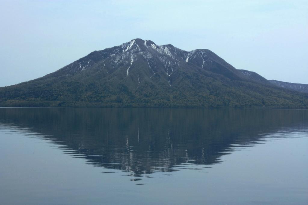 北海道 支笏湖