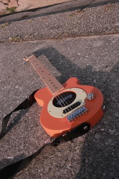 へぼへぼギタリストのギター