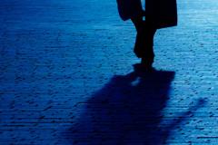 孤独な月光ダンサー
