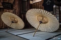 和傘はどうですか