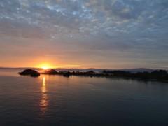 そして日の出