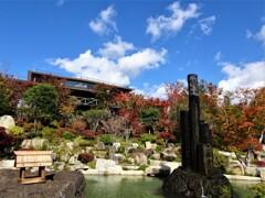 河口湖ハーブ庭園1