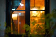#3581 ガラスマドのムコウ