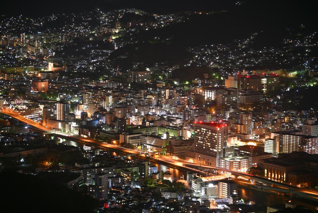 日本三大夜景 長崎