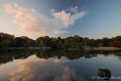 六義園&Reflection
