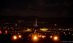 夜間航空撮影 Ⅱ