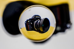Nikon F3 空玉