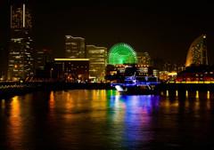 100万ドルの夜景(横浜ですが…)