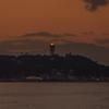 江ノ島の夕景