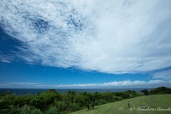 石垣島の大空