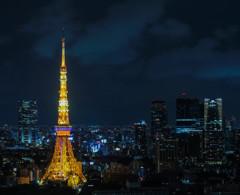 やっぱり東京と言えば東京タワーですね〜!!