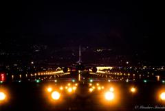 ☆航空夜景☆