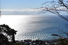 吾妻山公園からの眺め