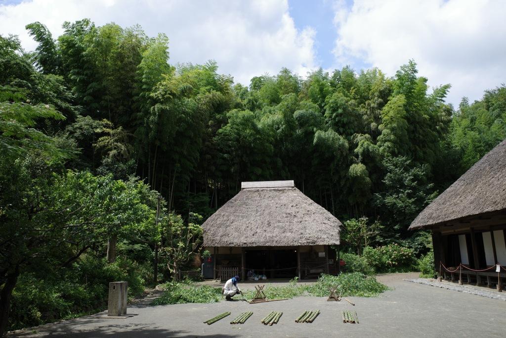 舞岡の古民家