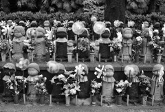 増上寺にて1