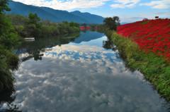 秋の津屋川