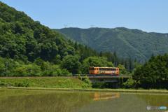 長閑な鉄道風景