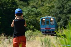 僕の夏休みin樽見鉄道